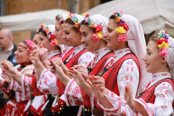 La mariée sont bulgares charlieshelton